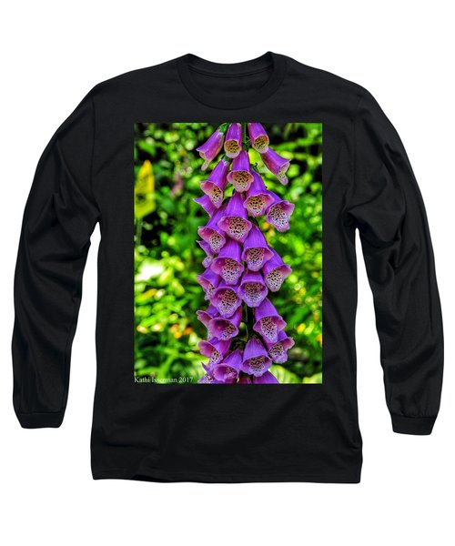 Vibrant Tones I Long Sleeve T-Shirt