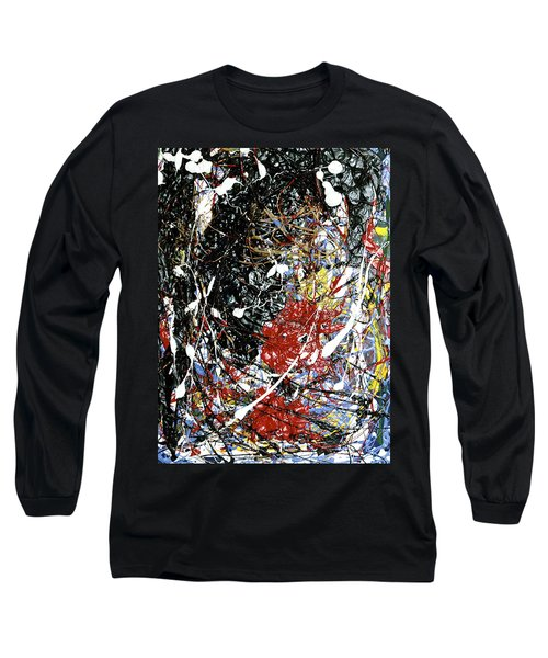 Vicious Circle Long Sleeve T-Shirt by Elf Evans