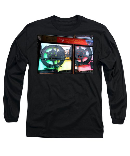 Long Sleeve T-Shirt featuring the photograph Victoria Peak 4 by Randall Weidner