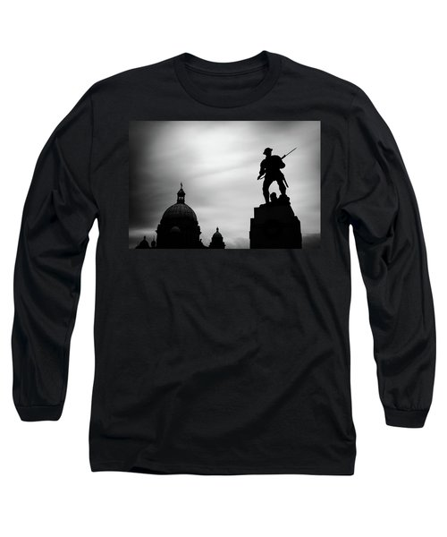 Victoria Silhouettes Long Sleeve T-Shirt