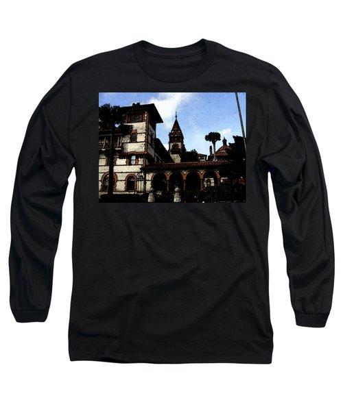 Victorian Era Hotel Long Sleeve T-Shirt