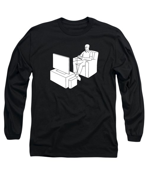 Video Gamer Tee Long Sleeve T-Shirt