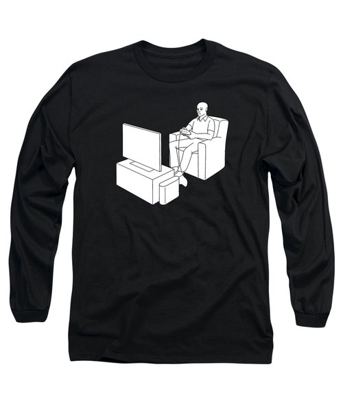 Video Gamer Tee Long Sleeve T-Shirt