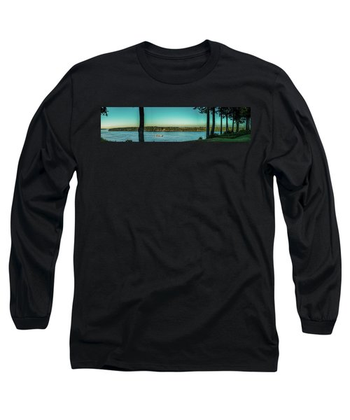 View From 11th Ave. Long Sleeve T-Shirt