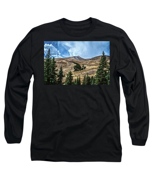 View From Guanella Pass Road Long Sleeve T-Shirt