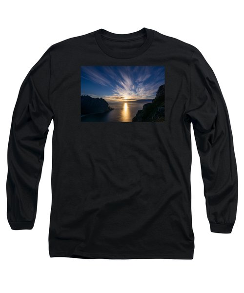View From Ryten Long Sleeve T-Shirt