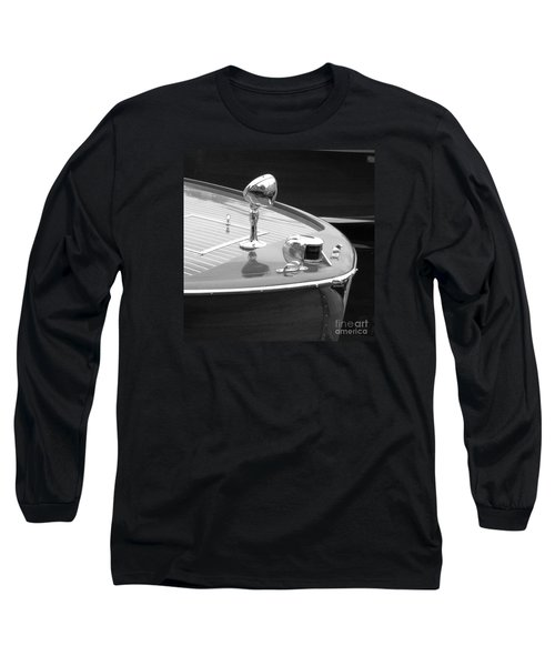 View Of The Bow Long Sleeve T-Shirt