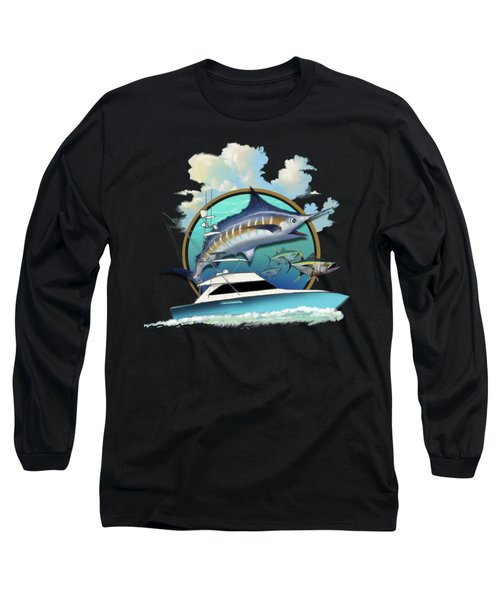 Viking Cruiser Long Sleeve T-Shirt