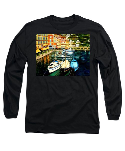 Villa Franche Long Sleeve T-Shirt