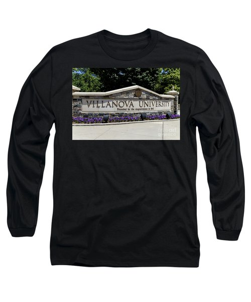 Villanova Long Sleeve T-Shirt