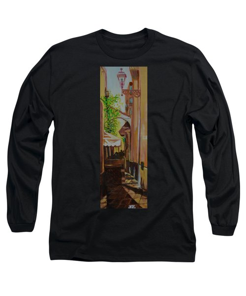 Ville Franche 11 Long Sleeve T-Shirt by Julie Todd-Cundiff