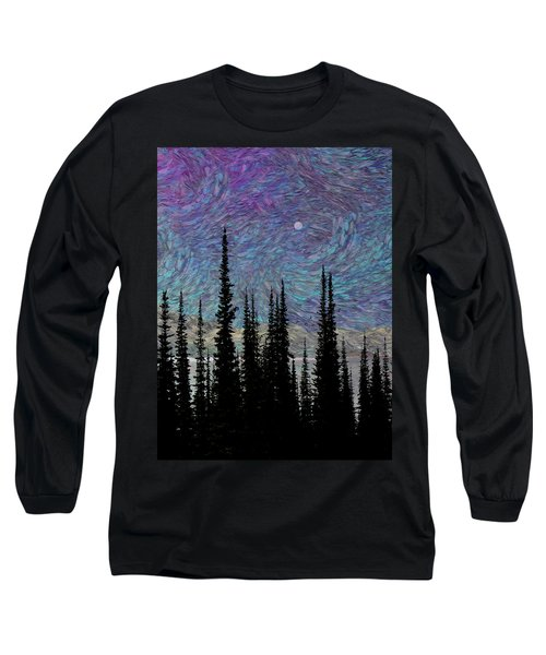 Vincent's Dream Long Sleeve T-Shirt by Ed Hall
