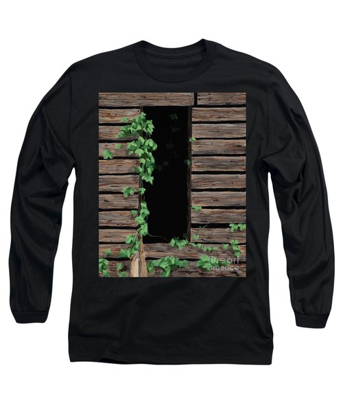 Vines Of Time Long Sleeve T-Shirt