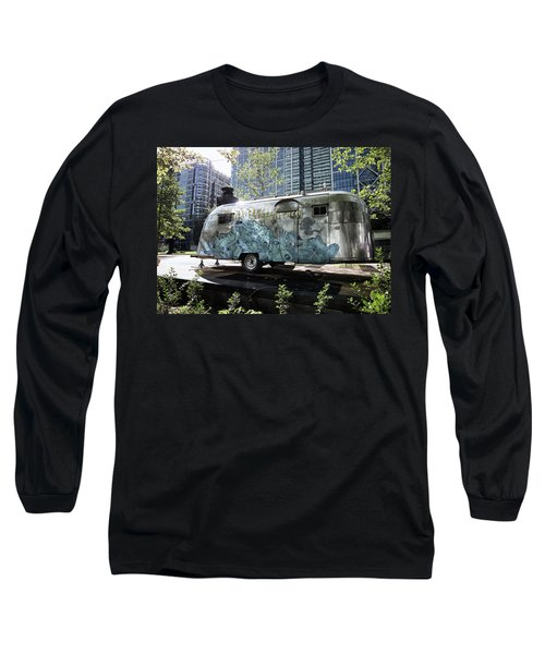 Vintage Airstream Long Sleeve T-Shirt