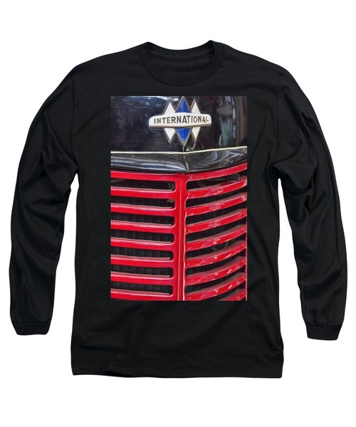 Vintage International Truck Long Sleeve T-Shirt