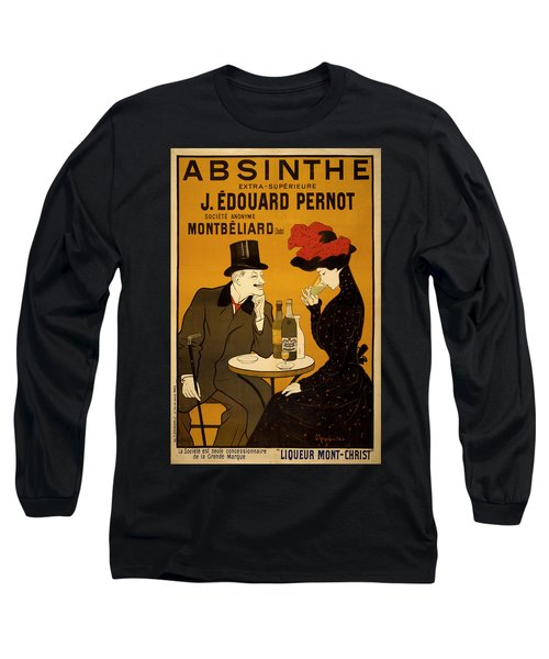 Vintage Poster 2 Long Sleeve T-Shirt