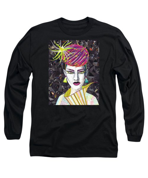 Vintage Punk  Long Sleeve T-Shirt