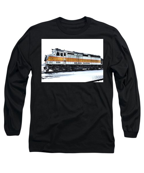 Vintage Ride Long Sleeve T-Shirt