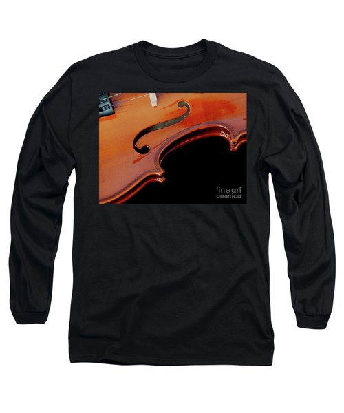 Violin Long Sleeve T-Shirt