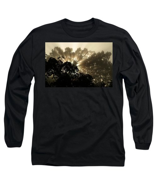 Virginia Sunrise Long Sleeve T-Shirt by Michael McGowan