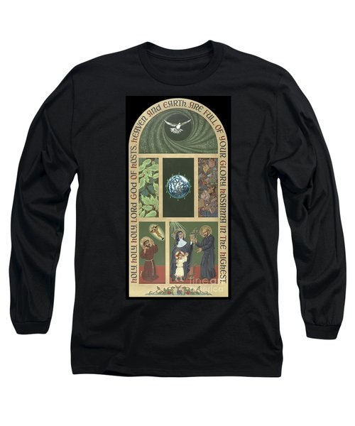 Viriditas - Finding God In All Things Long Sleeve T-Shirt