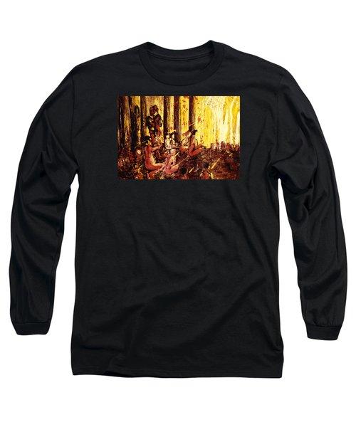 Visionaries Long Sleeve T-Shirt