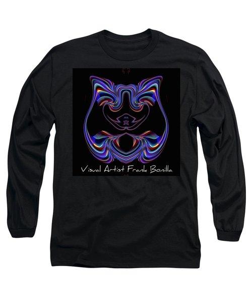 Visual Artist Frank Bonilla Logo Long Sleeve T-Shirt