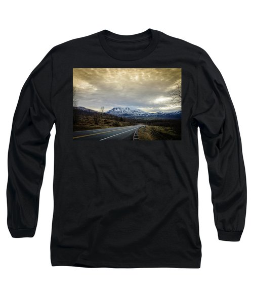 Volcanic Road Long Sleeve T-Shirt