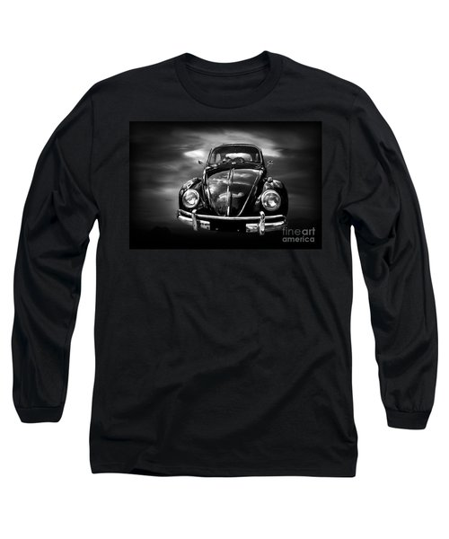 Volkswagen Long Sleeve T-Shirt by Charuhas Images