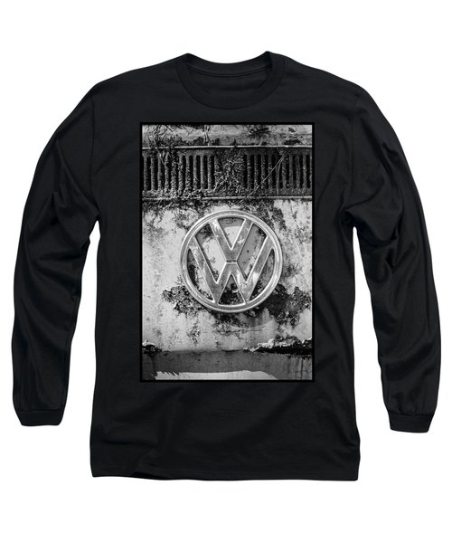Volkwagen Sign Long Sleeve T-Shirt