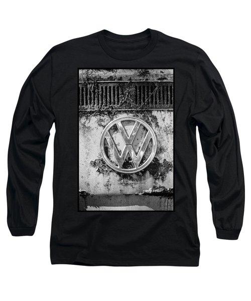 Volkwagen Sign Long Sleeve T-Shirt