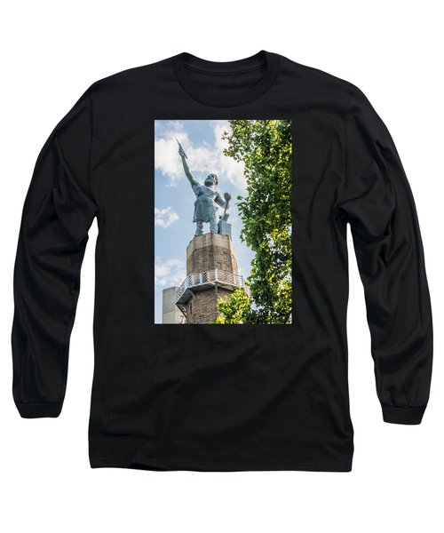 Vulcan On A Sunny Day Long Sleeve T-Shirt