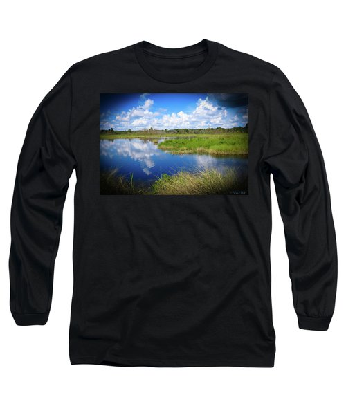Wading Bird Way Long Sleeve T-Shirt