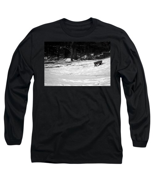 Wagon Long Sleeve T-Shirt