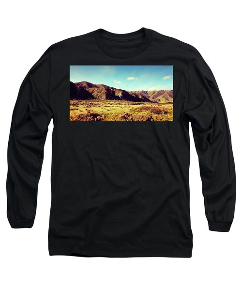 Wainui Hills Long Sleeve T-Shirt