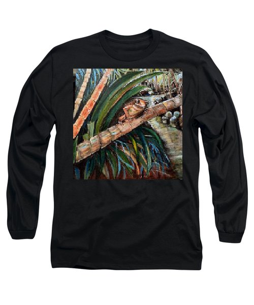 Waiting For Dinner 1 Long Sleeve T-Shirt
