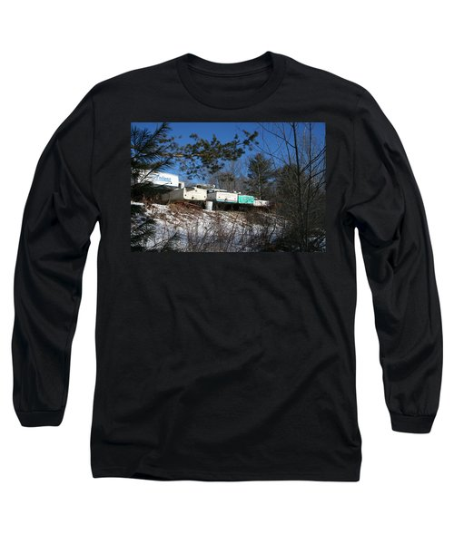 Waiting For Spring Long Sleeve T-Shirt
