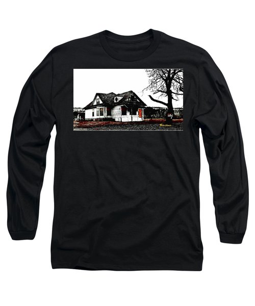 Waiting For The Light Long Sleeve T-Shirt