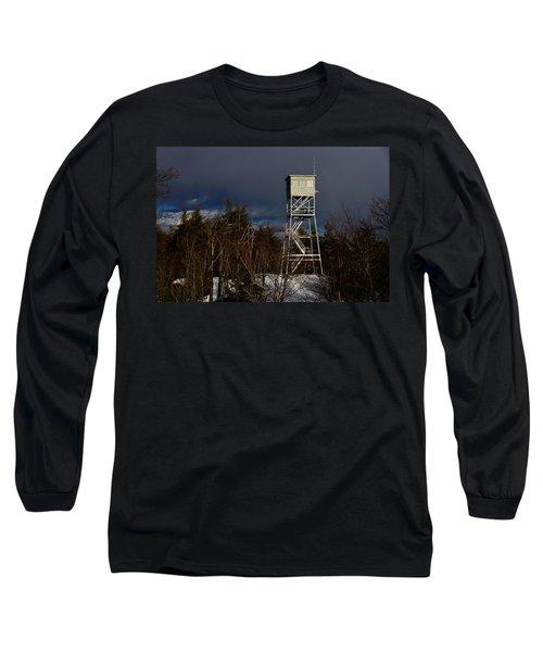Waiting Tower Long Sleeve T-Shirt