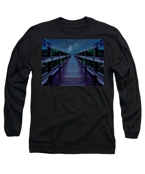 Walk Into The Dream Long Sleeve T-Shirt