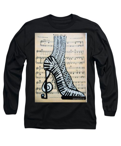 Walk On By Long Sleeve T-Shirt