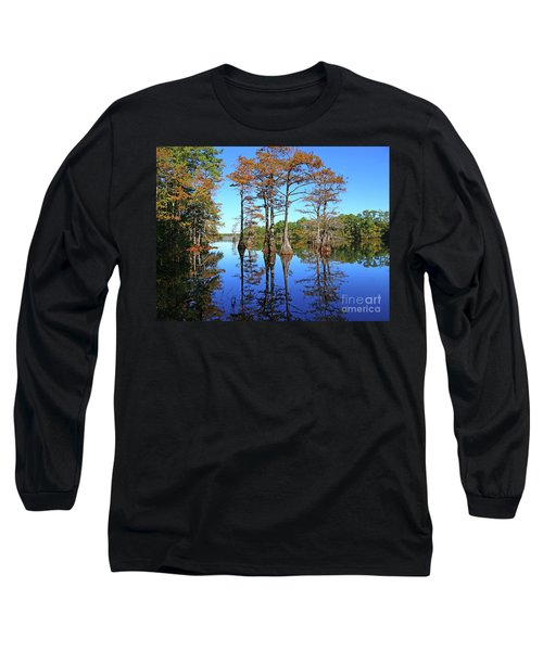 Walkers Mill Pond Long Sleeve T-Shirt