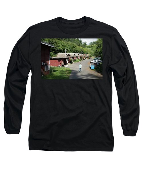 Walking Home Long Sleeve T-Shirt