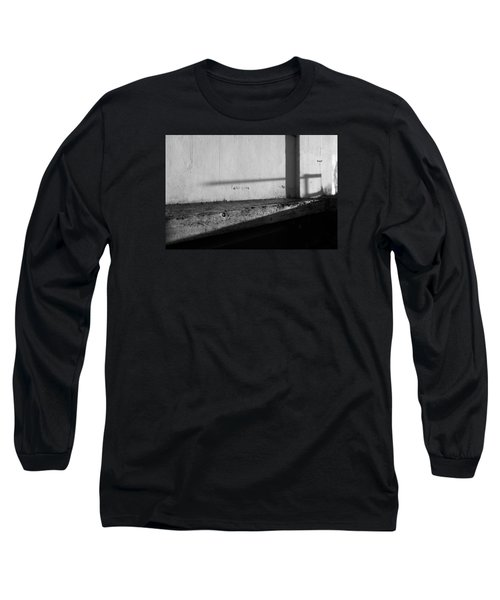 Wall And Shows 1 Long Sleeve T-Shirt by Catherine Lau