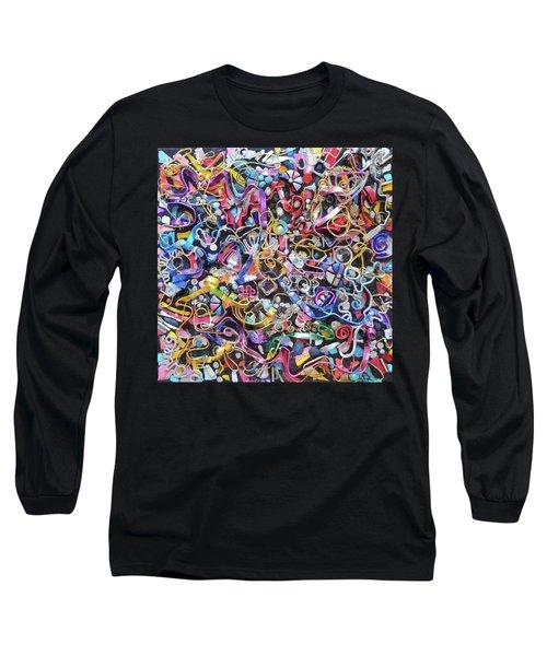 Wall Jewelry 3r Long Sleeve T-Shirt