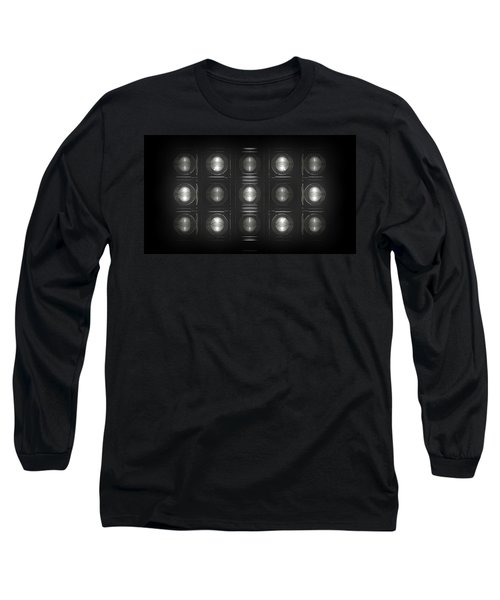 Wall Of Roundels - 5x3 Long Sleeve T-Shirt
