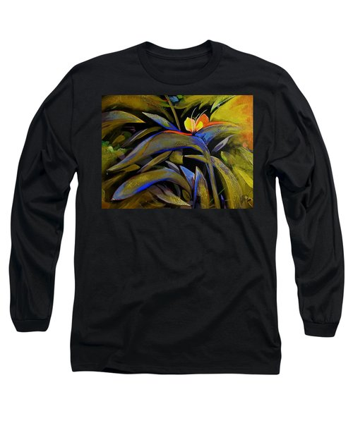 Wandering In The Sunrise Long Sleeve T-Shirt