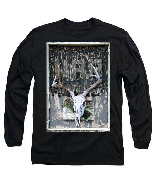 War Skull Long Sleeve T-Shirt