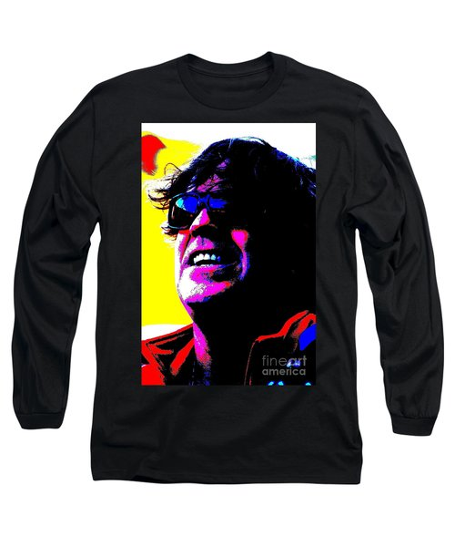 Warhol Robbie Long Sleeve T-Shirt by Jesse Ciazza