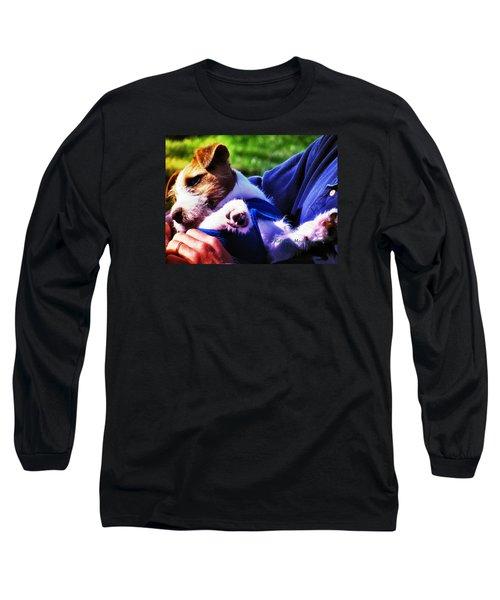 Warm Embrace Long Sleeve T-Shirt